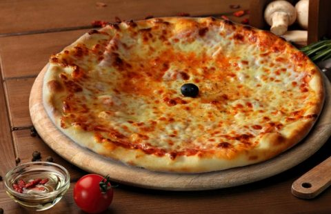 Pizza Prosciuto