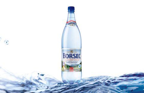 Apă Minerală Carbogazoasă Borsec