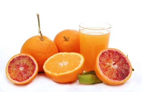 Fresh de portocală și grapefruit